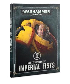 Games Workshop - GAW Codex Supplement - Imperial Fists