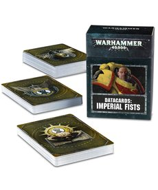 Games Workshop - GAW Warhammer 40K - Datacards: Imperial Fists
