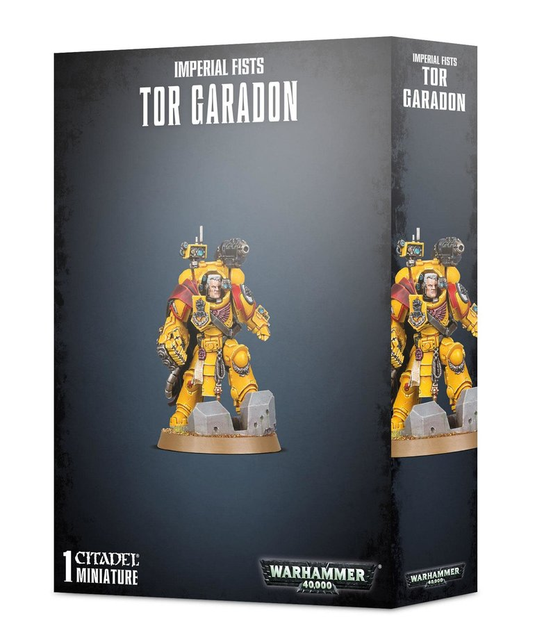 Games Workshop - GAW Warhammer 40K - Imperial Fists - Tor Garadon