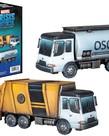Asmodee - ASM Marvel: Crisis Protocol - NYC Commercial Truck - Terrain Pack