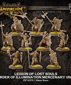 Privateer Press - PIP Legion of Lost Souls