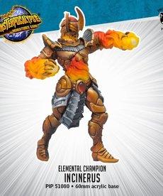 Privateer Press - PIP Monsterpocalypse - Elemental Champions - Incinerus - Monster