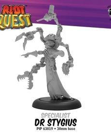 Privateer Press - PIP Riot Quest - Doctor Stygius - Specialist
