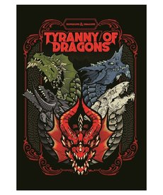 Wizards of the Coast - WOC D&D 5E - Tyranny of Dragons - Adventure