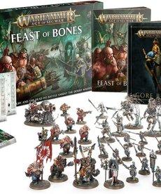 Games Workshop - GAW Warhammer Age of Sigmar: Feast of Bones