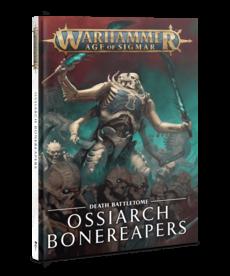 Games Workshop - GAW Warhammer Age of Sigmar - Death Battletome: Ossiarch Bonereapers
