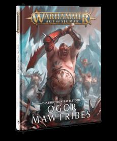 Games Workshop - GAW Warhammer Age of Sigmar - Destruction Battletome: Ogor Mawtribes