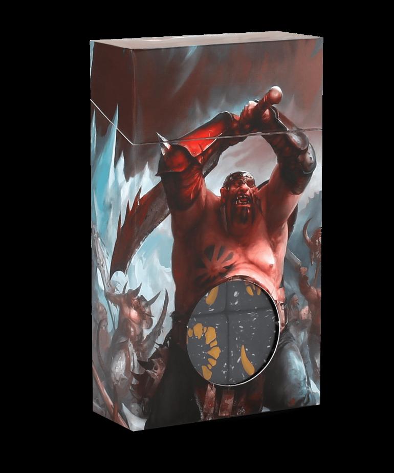 Games Workshop - GAW Warhammer Age of Sigmar - Dice Set: Ogor Mawtribes