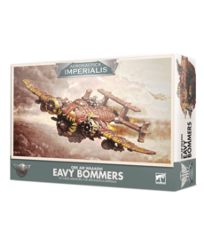 Games Workshop - GAW Aeronautica Imperialis - Ork Air Waaagh! - Eavy Bommers