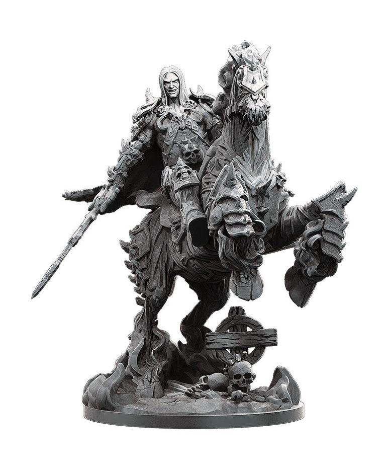 Gunmeister Games - GRG Judgement - Undead - Lord Fazeal: Undead Death Knight - Aggressor
