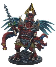 Gunmeister Games - GRG Judgement - Monsters - Dor'gokaan - Demon