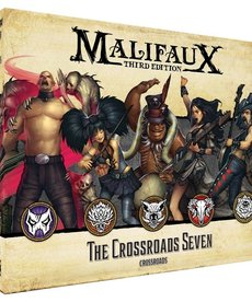 Wyrd Miniatures - WYR Malifaux 3E - Various - The Crossroads Seven