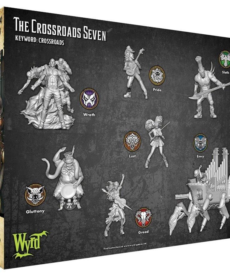 Wyrd Miniatures - WYR Malifaux 3E - Various - The Crossroads Seven