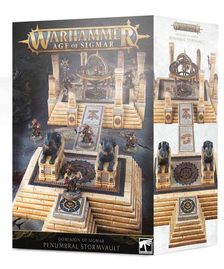 Games Workshop - GAW Warhammer Age of Sigmar - Dominion of Sigmar - Penumbral Stormvault