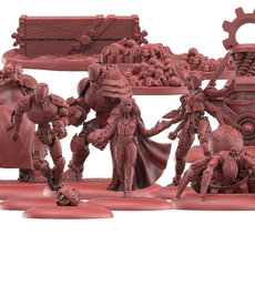 Steamforged Games LTD - STE Engineer's Guild: Precision Made (Resin) BLACK FRIDAY NOW