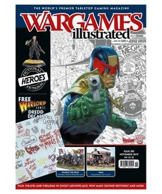 Warlord Games - WRL Wargames: Illustrated - Issue 385: November 2019