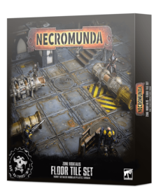 Games Workshop - GAW Necromunda - Zone Mortalis - Floor Tile Set
