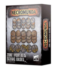 Games Workshop - GAW Necromunda - Zone Mortalis - Scenic Bases