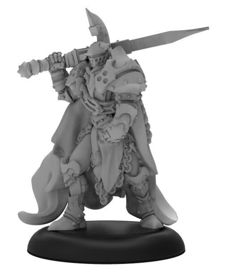 Privateer Press - PIP Warmachine - Infernals - Alain Runewood, Lord of Ash - Solo (Runewood 2)