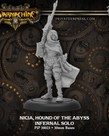Privateer Press - PIP Warmachine - Infernals - Nicia, Hound of the Abyss - Solo (Nicia 2)