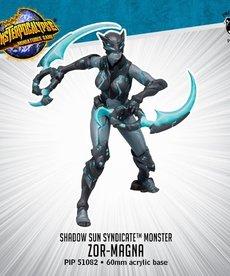 Privateer Press - PIP Monsterpocalypse - Shadow Sun Syndicate - Zor-Magna - Monster