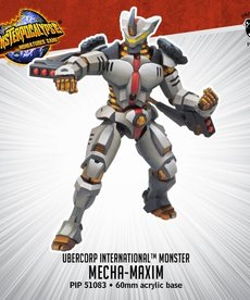 Privateer Press - PIP Monsterpocalypse - UberCorp International - Mecha-Maxim - Monster