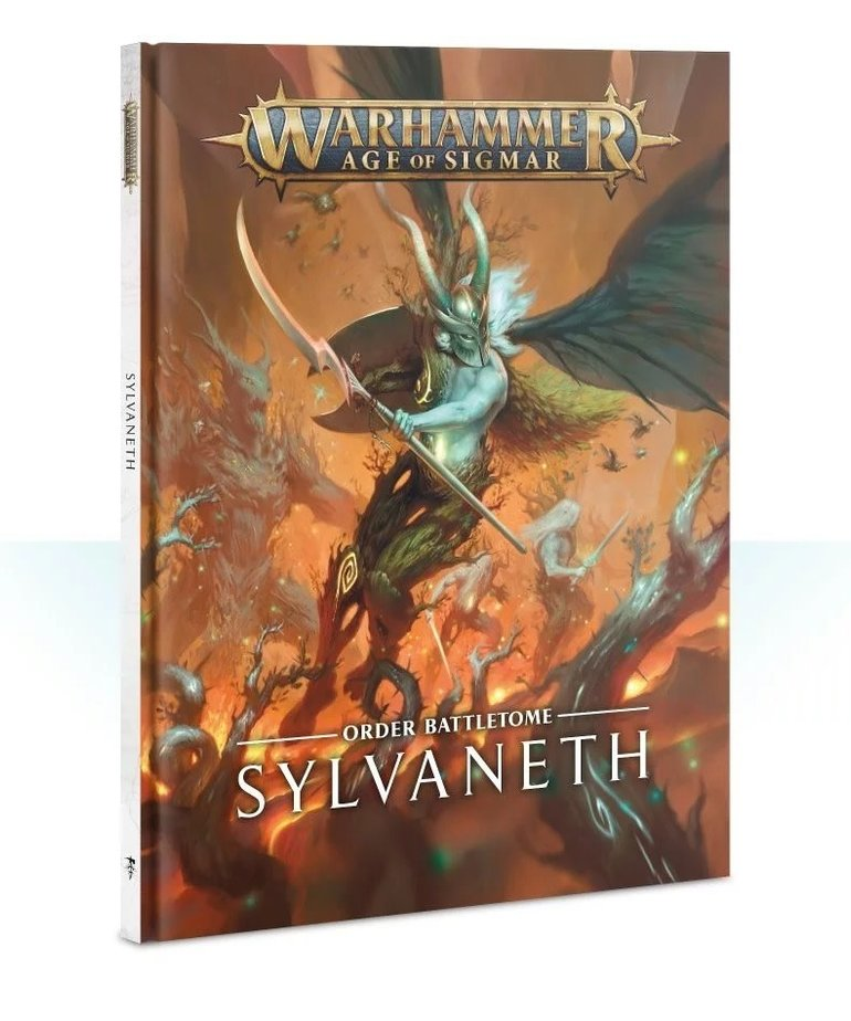 Games Workshop - GAW CLEARANCE - EXTRA REBATE Warhammer Age of Sigmar - Order Battletome: Sylvaneth