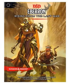 Wizards of the Coast - WOC D&D 5E - Eberron: Rising from the Last War
