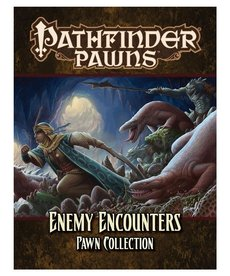 Paizo, Inc. - PZO Pathfinder: Pawns - Enemy Encounters: Pawn Collection