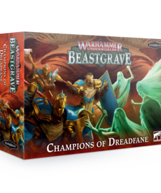 Games Workshop - GAW Warhammer Underworlds: Beastgrave - Champions of Dreadfane - Expansion