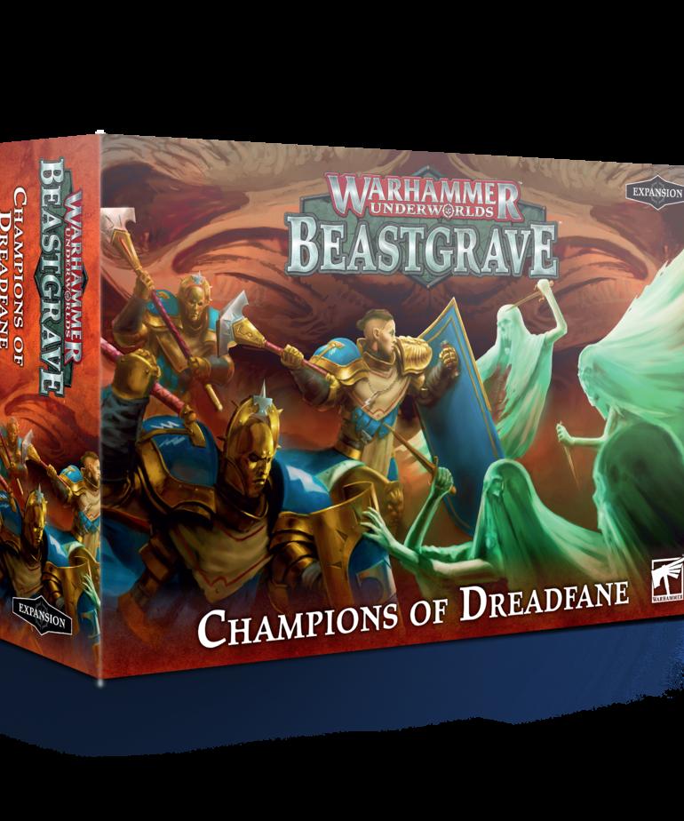 Games Workshop - GAW Warhammer Underworlds: Beastgrave - Champions of Dreadfane - Expansion