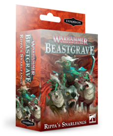 Games Workshop - GAW Warhammer Underworlds: Beastgrave - Rippa's Snarlfangs - Expansion