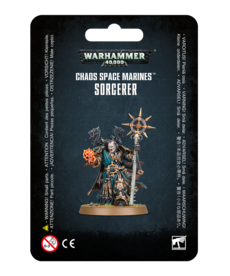 Games Workshop - GAW Chaos Space Marines - Sorcerer