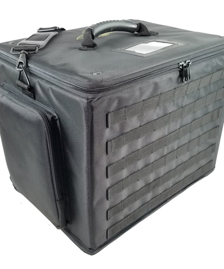 Battle Foam - BAF Battle Foam: Bags - Universal - P.A.C.K. 720 Molle - Pluck Foam Load Out - Black