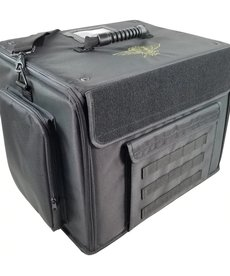 Battle Foam - BAF Universal - P.A.C.K. 720 Molle - Standard Load Out - Black