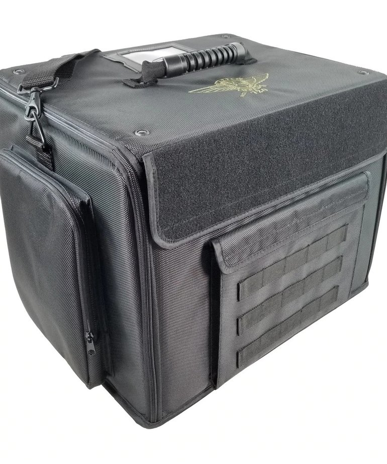Battle Foam - BAF Battle Foam: Bags - Universal - P.A.C.K. 720 Molle - Standard Load Out - Black