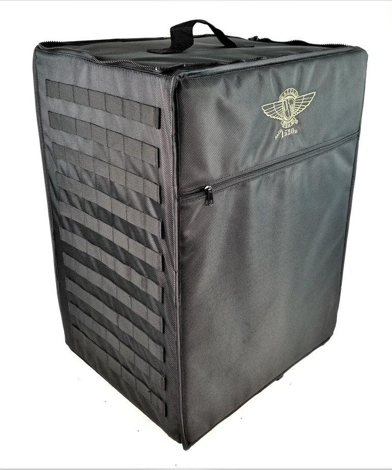 Battle Foam - BAF Battle Foam: Bags - Universal - P.A.C.K. 1520XL Molle - Pluck Foam Load Out - Black