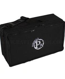 Battle Foam - BAF Battle Foam: Bags - Privateer Press - P3 Paint Bag - Black (Empty)