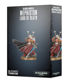 Games Workshop - GAW Blood Angels - Mephiston, Lord of Death