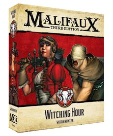 Wyrd Miniatures - WYR Malifaux 3E - Guild - Witching Hour