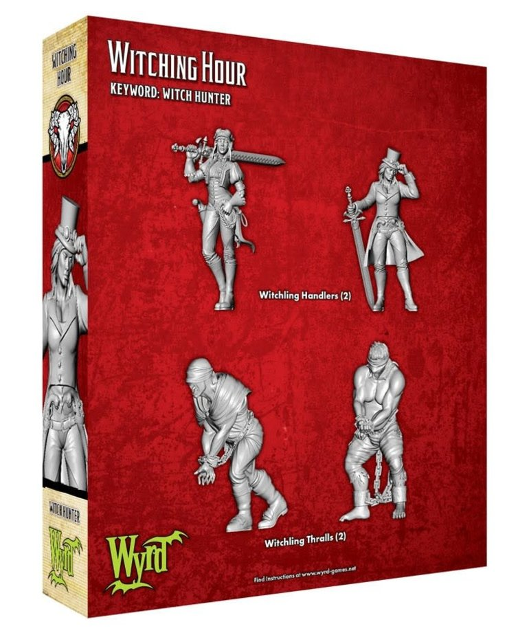 Wyrd Miniatures - WYR Malifaux 3E - Guild - Witching Hour