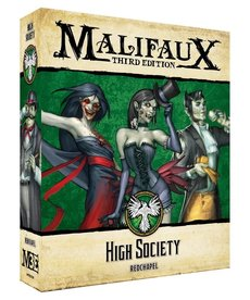 Wyrd Miniatures - WYR Malifaux 3E - Resurrectionists - High Society