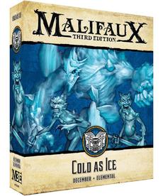 Wyrd Miniatures - WYR Malifaux 3E - Arcanists - Cold as Ice