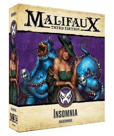 Wyrd Miniatures - WYR Malifaux 3E - Neverborn - Insomnia