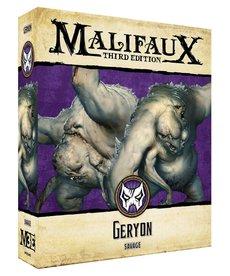Wyrd Miniatures - WYR Malifaux 3E - Neverborn - Geryon