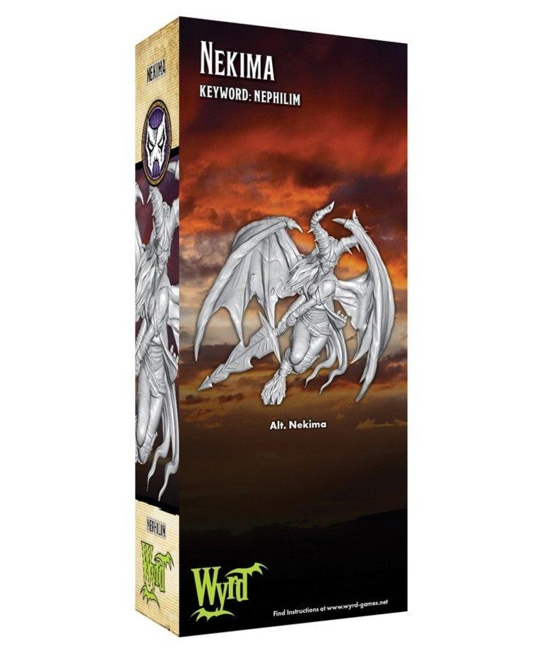 Wyrd Miniatures - WYR Malifaux 3E - Neverborn - Nekima (Alt)