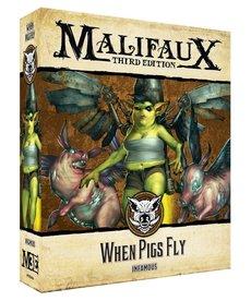 Wyrd Miniatures - WYR Malifaux 3E - Bayou - When Pigs Fly