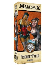 Wyrd Miniatures - WYR Malifaux 3E - Ten Thunders - Friendly Faces