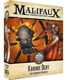 Wyrd Miniatures - WYR Mailfaux 3E - Ten Thunders - Karmic Debt