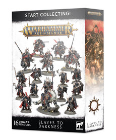 Games Workshop - GAW Warhmmer Age of Sigmar - Start Collecting!: Slaves to Darkness